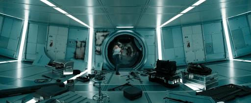 An ultra clean image in Passengers · Rodrigo Prieto cinematography